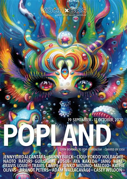 Popland - Open borders to Pop Surrealism