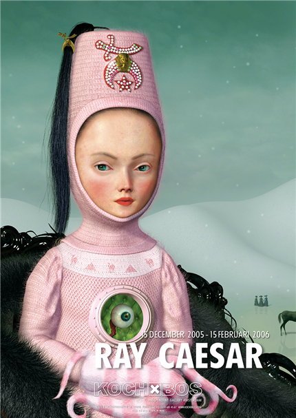 The World of Ray Caesar