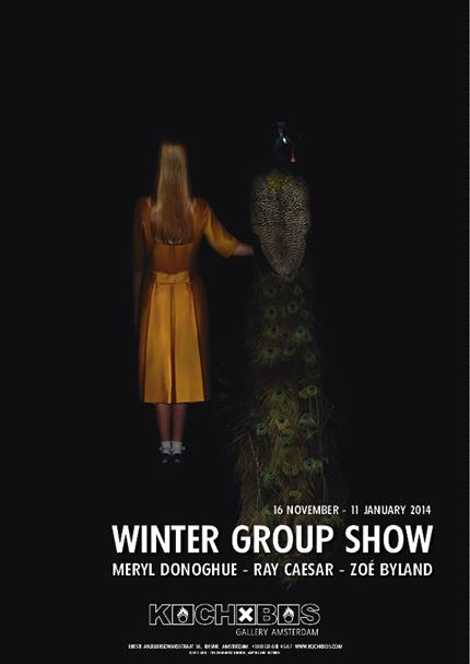 Meryl Donoghue - Winter Groups Show